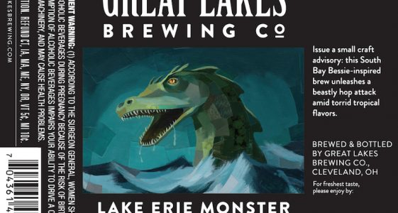 Great Lakes Lake Erie Monster