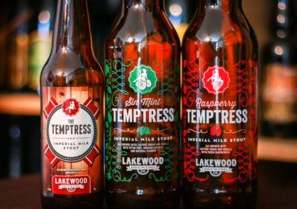 Lakewood Brewing Beers - Small