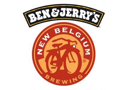 New Belgium Brewing and Ben & Jerry's Ice Cream