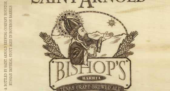 Saint Arnold Bishop's Barrel No. 14