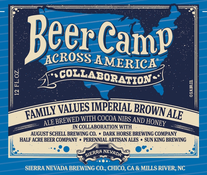 Sierra Nevada Family Values Imperial Brown