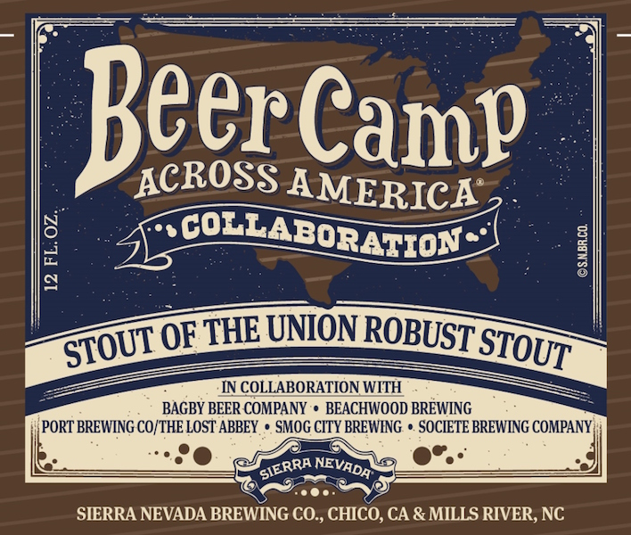 Sierra Nevada Stout of the Union