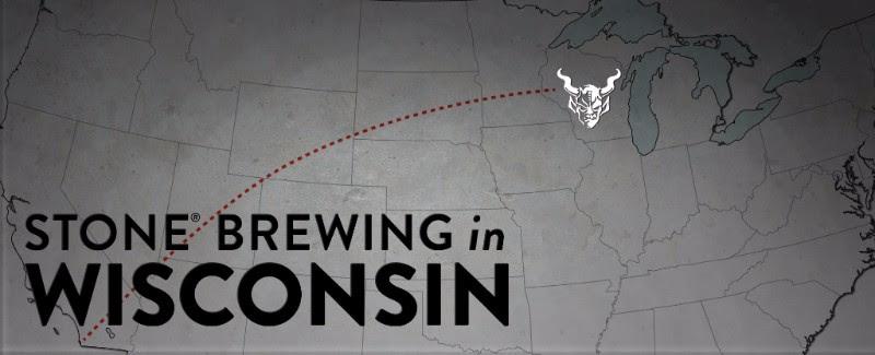 Stone Brewing Wisconsin