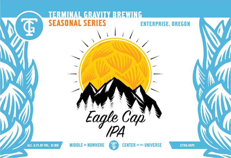 Terminal Gravity Eagle Cap IPA