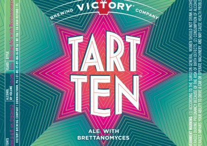 Victory Brewing - Tart Ten (Label)