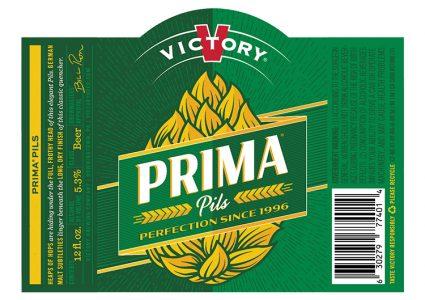 Victory Brewing - Prima Pils 2016