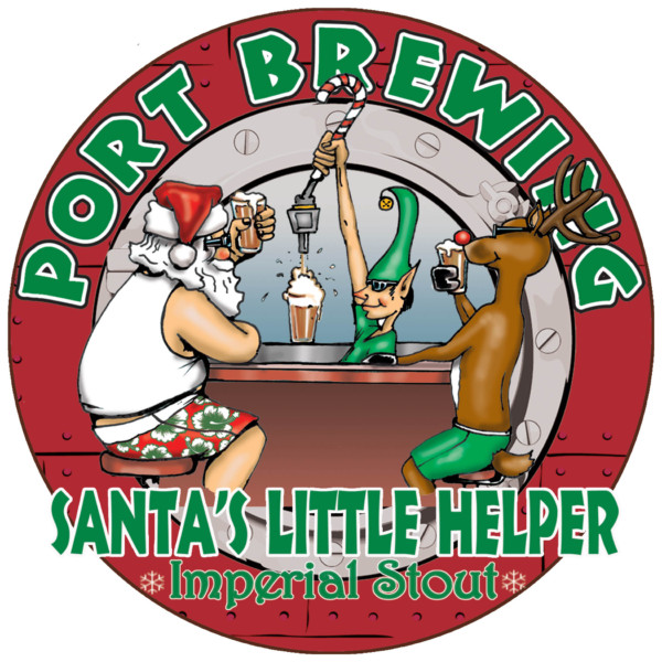 Port Brewing Santa's Little Helper