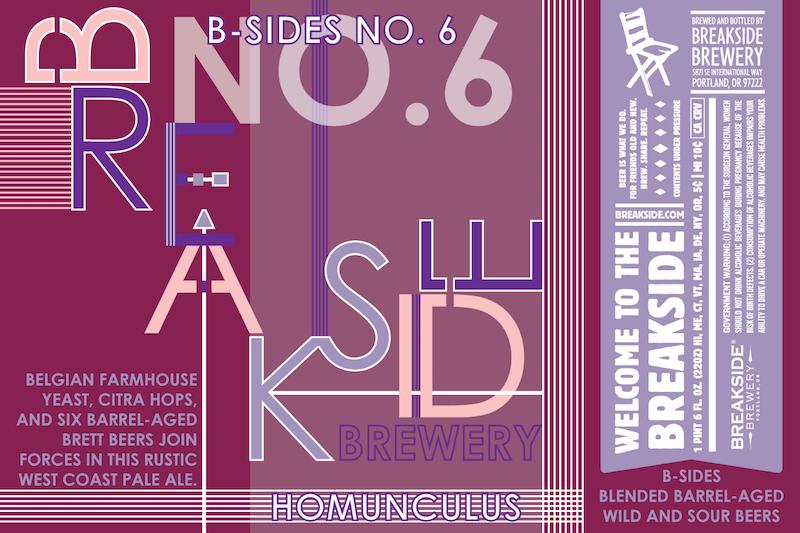 Breakside BSIDES 6 HOMUNCULUS