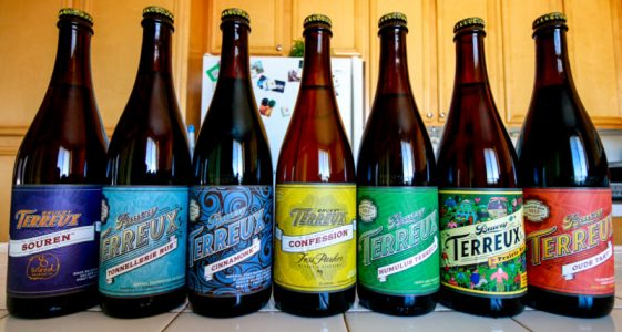 Bruery Terreux Beers - Small