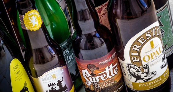 Craft Beer Choices John Holzer
