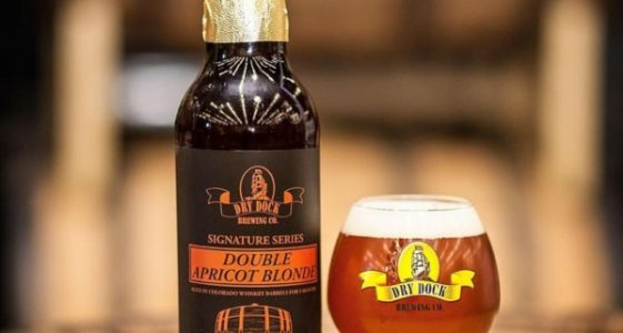 Double Apricot Blonde