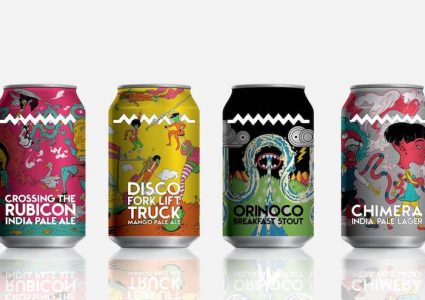 Drygate Brewing Cans