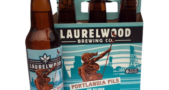 Laurelwood Portlandia Pils Six Pack