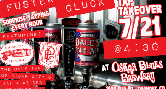Oskar Blues Cigar City Promo