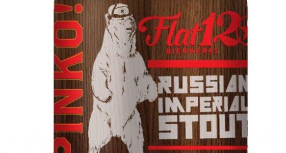 Flat12 Bierwerks - PINKO! Russian Imperial Stout