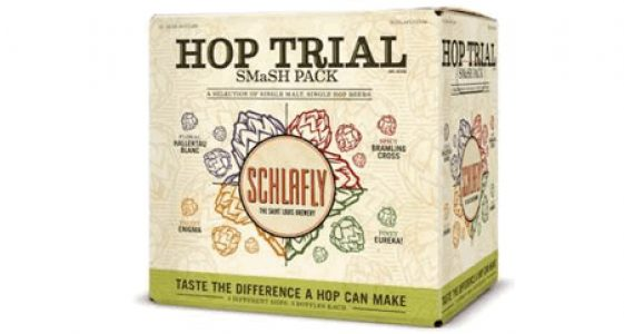 Schlafly Hop Trial Smash Pack