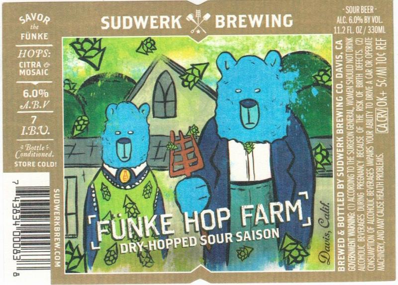 Sudwerk Fünke Hop Farm
