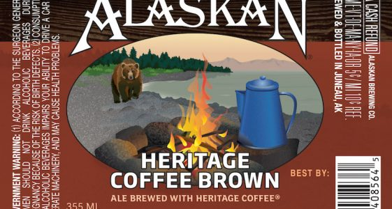Alaskan Heritage Coffee Brown
