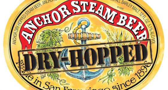 Anchor Dry Hopped Steam Beer
