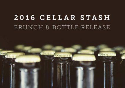 Block 15 Brewing - Cellar Stash 2016