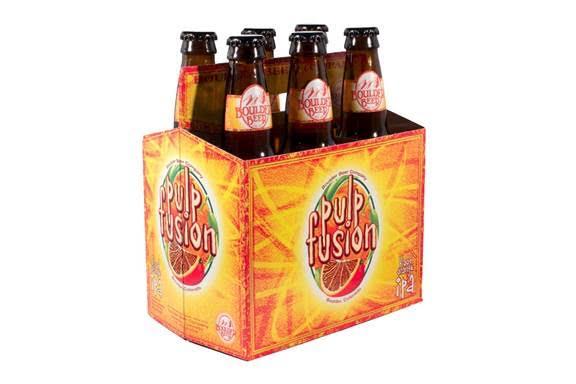 Boulder Beer - Pulp Fusion (6 pack)