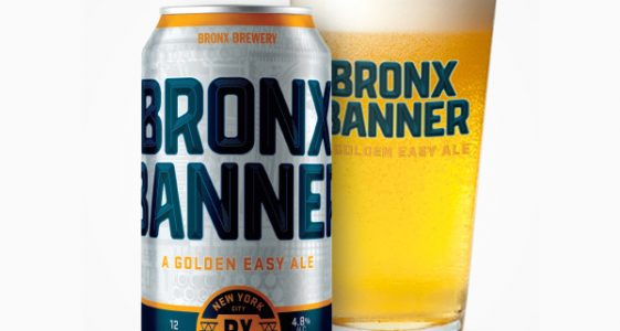 Bronx Banner Can