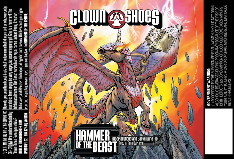 Clown Shoes Hammer of the Beast