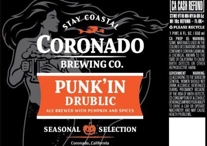 Coronado Punk'In Drublic 2016