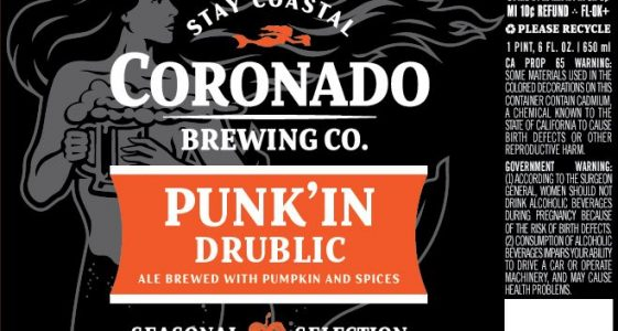 Coronado Punk'In Drublic 2016