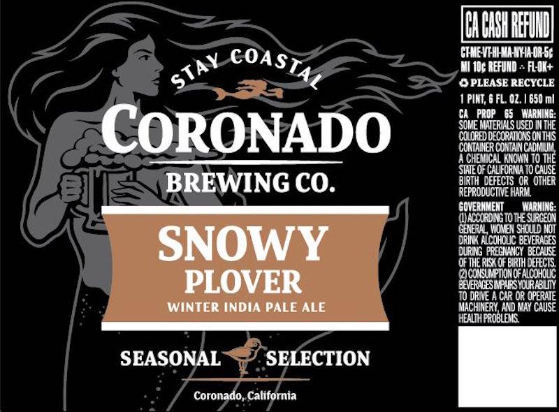 Coronado Snowy Plover