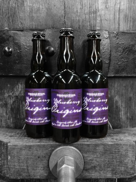 Crooked Stave - Blueberry Origins