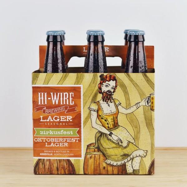Hi-Wire Brewing - Zirkusfest Oktoberfest Lager
