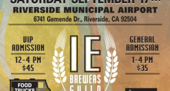 IE Brewers Guild - Summer Send Off 2016