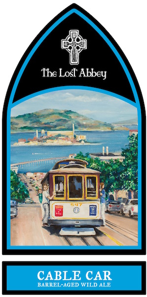 Lost Abbey Cable Car
