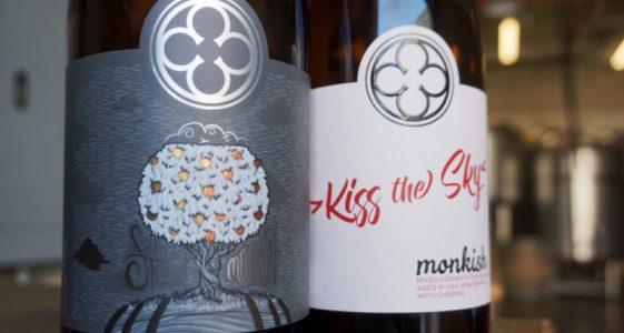 Monkish Brewing - Same Tree & Kiss The Sky