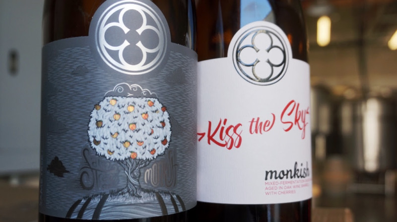 Monkish Brewing - Same Tree & Kiss The Sky