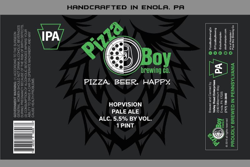 Pizza Boy Hampden