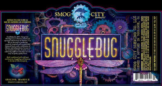 Smog City Snugglebug