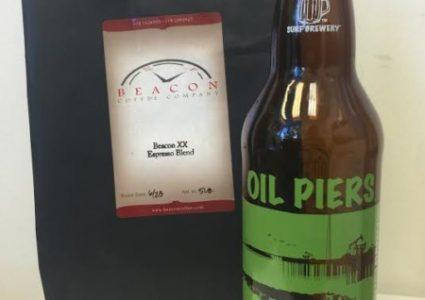 Surf Brewery - Oil Piers Espresso Porter