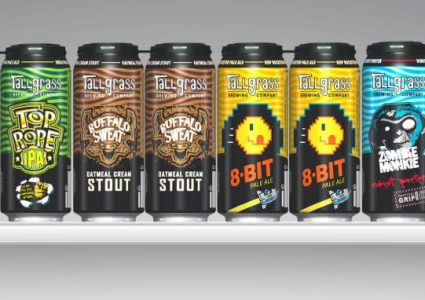 Tallgrass Brewing Cans 2016
