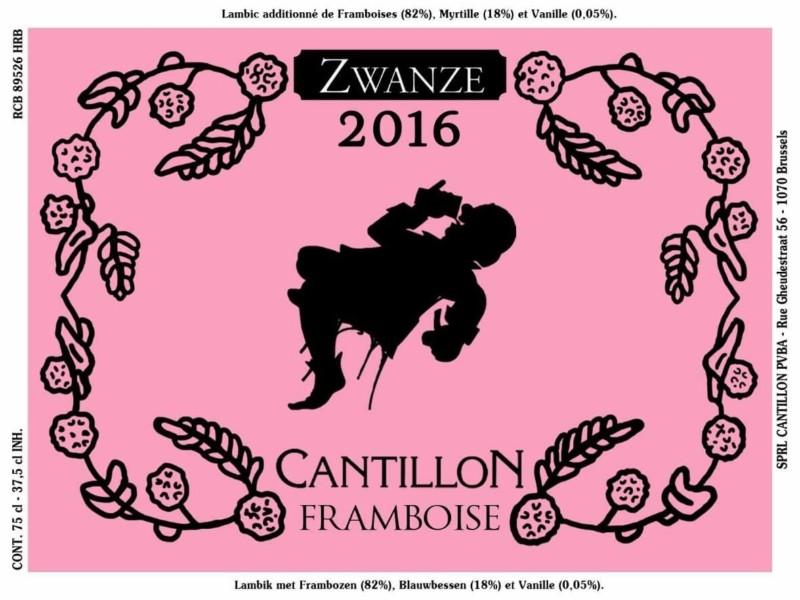 Zwanze Day 2016