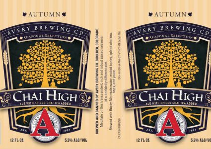 Avery Chai High Can Label