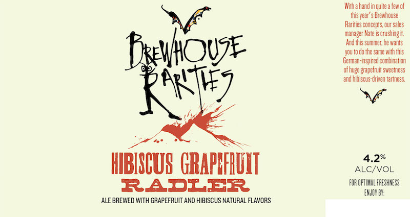 Flying Dog Hibiscus Grapefruit Radler