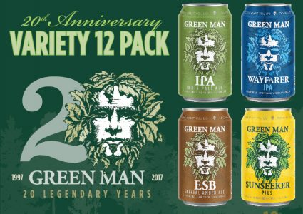 Green Man The Variety 12 Pack