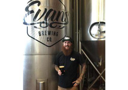Kevin Hammons Evans Brewing