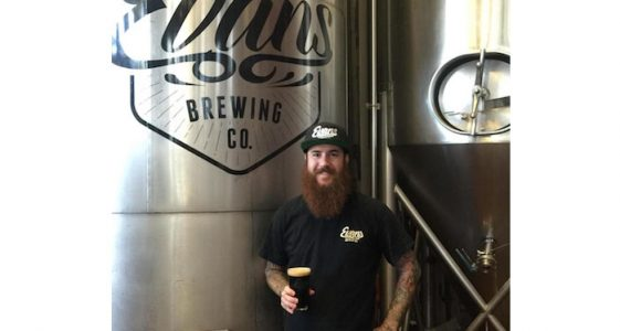 Kevin Hammons Evans Brewing