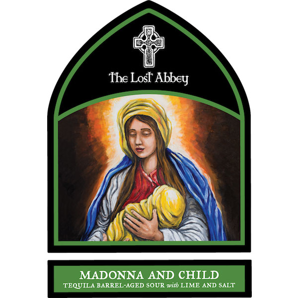 The Lost Abbey Madonna and Child