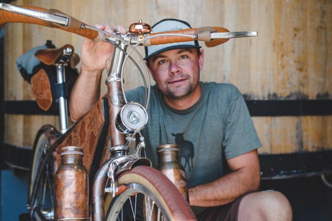 New Belgium Brewing Art Bike Competition Winner 2016 - Brinkley Messick
