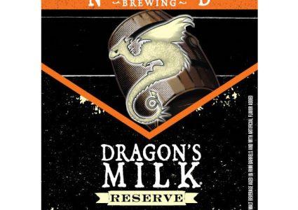 New Holland Dragon's Milk Reserve Coconut Rum Barrel
