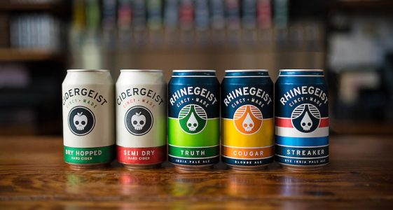 Rhinegeist Cans